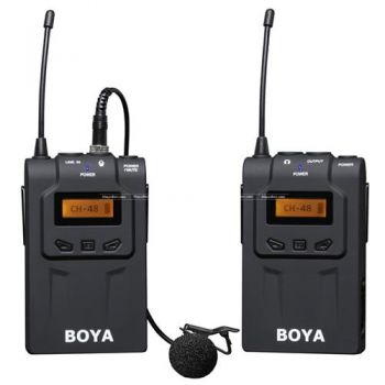 MICROPHONE BOYA BY-WM6